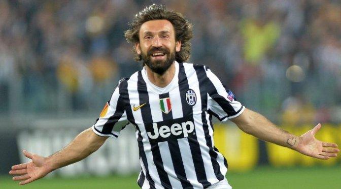 Andrea Pirlo si ritira ed il mondo del calcio saluta il Maestro