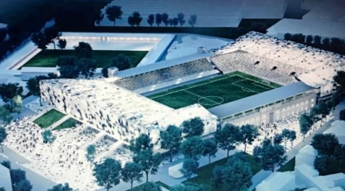Speciale Atalanta: presentato il progetto del nuovo stadio