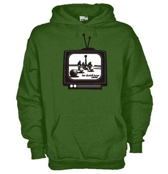 Felpa Subbuteo TV verde