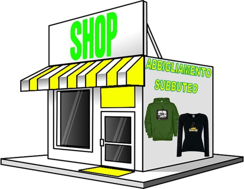 Shop abbigliamento subbuteo