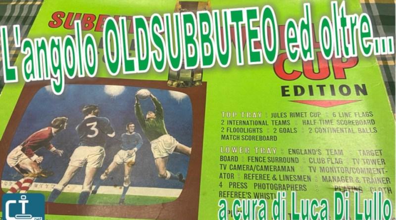 Copertina Angolo OldSubbuteo