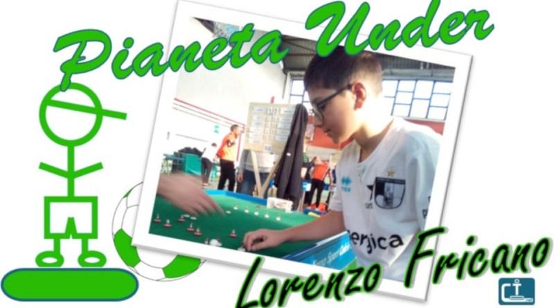 lorenzo fricano subbuteo