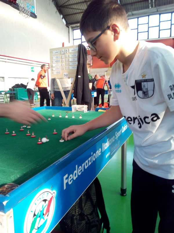 partita under subbuteo