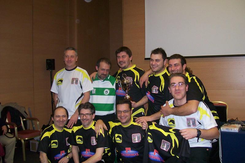 Subbuteo club Stradivari a Treviso