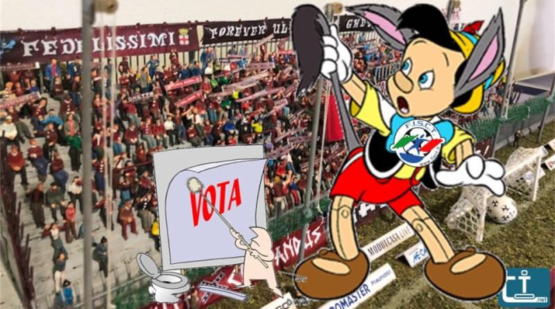 Elezioni FISCT subbuteo