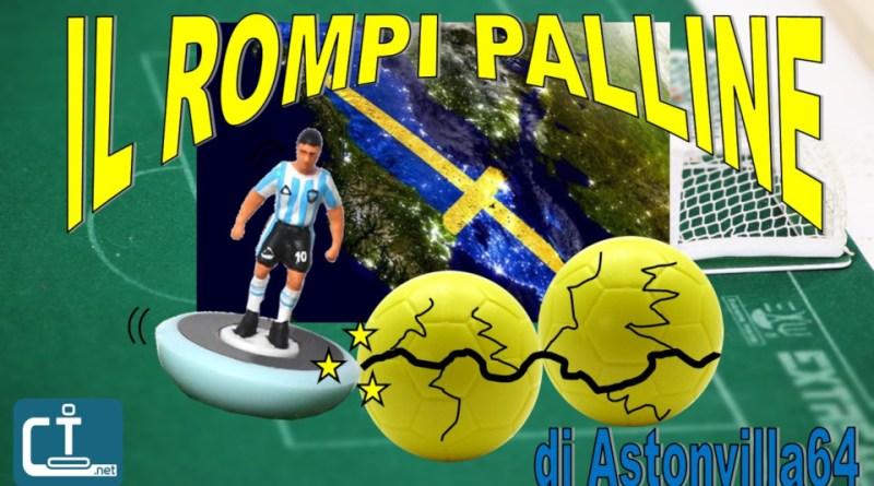 Rompipalline Svezia subbuteo