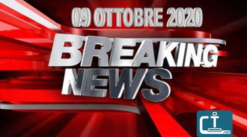 breaking news 9 ottobre subbuteo