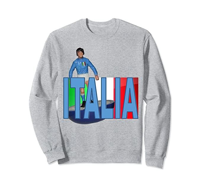 felpa Italia subbuteo