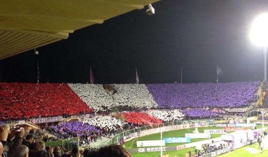 Fiorentina - Juve (Curva Fiesole, Franchi)