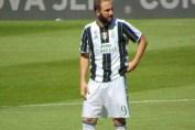 Gonzalo Higuain Juve