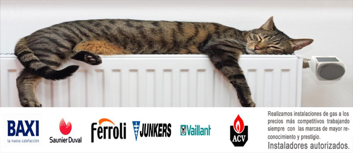 Gato calefaccion Astroclima
