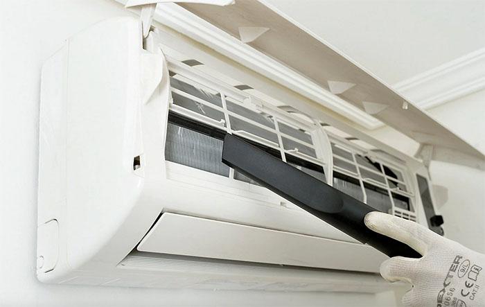buen mantenimiento del aire acondicionado