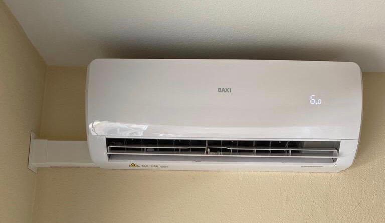 Instalación de aire acondicionado en Parla