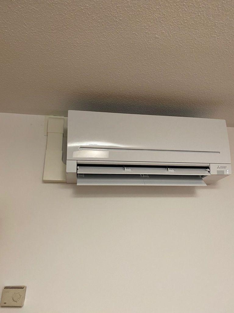 Instalación aire acondicionado dos split 2
