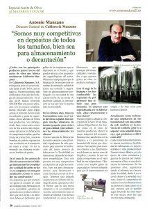 Entrevista de Caudal Extremadura