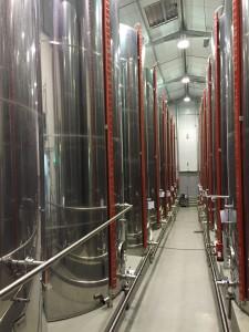 Depositos para aceite en Portugal - Herdade Maria Da Guarda. Proyecto 2012