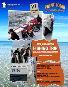 PVA, Cal-Diego Fishing Trip @ Point Loma Sportfishing | San Diego | California | United States