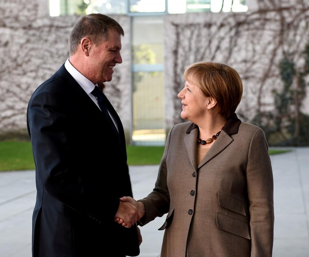 Anunţul făcut de Klaus Iohannis după ce s-a întâlnit cu Angela Merkel -  caleaeuropeana.ro