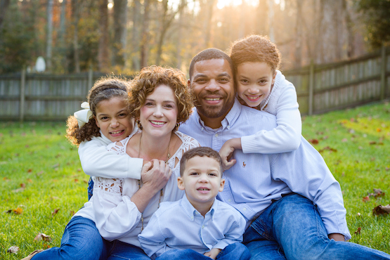 Affordable family pictures in Richmond, VA