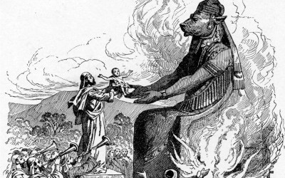 Taxation and the Worship of Moloch