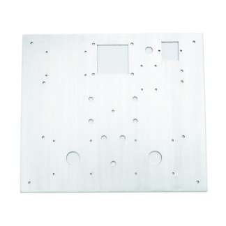 6BM8/ECL82 SE Mounting Plate.