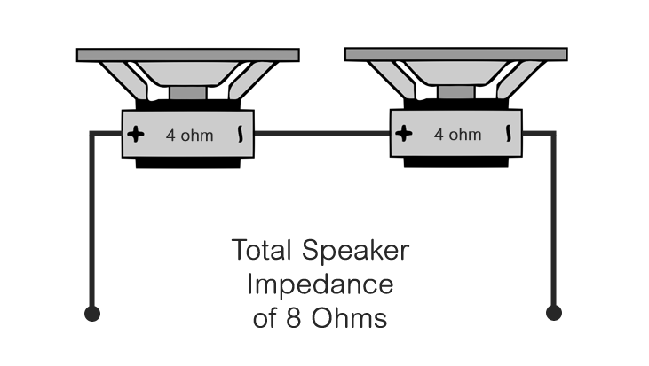U6700 U826f U304b U3064 U6700 U3082 U5305 U62ec U7684 U306a 2 8 Ohm Speakers In Parallel