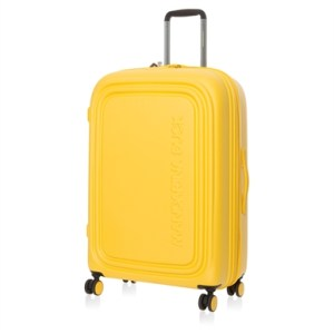 "Mandarina Duck trolley grande in policarbonato ""Logoduck"" Giallo SZV33.05J duck yellow"