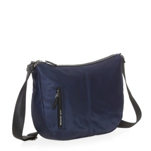 "Mandarina Duck borsa a tracolla in tessuto ""Hunter"" Blu VCT20.20Q eclipse"