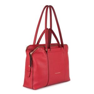 """Piquadro borsa da lavoro in pelle """"W92 – Circle"""" Rosso BD4574W92.R2"""
