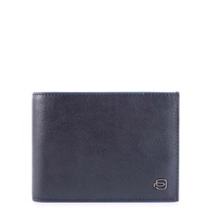 "Piquadro portafogli in pelle ""B2SR – Blue Square Special"" PU257B2SR.BLU"