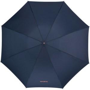 """Samsonite ombrello automatico in nylon """"Up Way"""" Blu 108945.7188 dark blue/orange"""