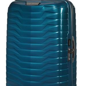"Samsonite trolley grande in roxkin ""Proxis"" Blu 126043.1686 petrol blue"