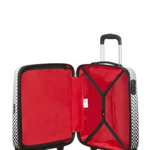 """American Tourister trolley cabina in abs """"Legends Disney"""" Fantasia 92699.7483 mickey polka"""
