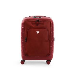 "Roncato trolley cabina in polipropilene ""D-Box"" Rosso 5553.0109"