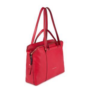 """Piquadro borsa cartella da lavoro in pelle """"Circle"""" Rosso BD4574W92.R3"""