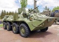 День танкиста Армении