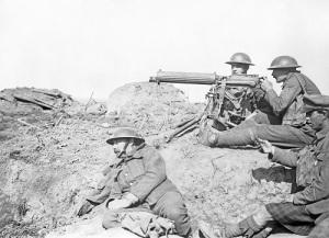 Первая мировая война: Великобритания объявила войну Германии