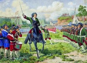Петр I издал Указ о добровольной записи на службу в солдаты «изо всяких вольных людей»