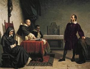 В Риме начался процесс над Галилео Галилеем
