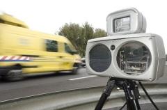 Первые радары контроля за скоростью автомобилей установлены в Лондоне