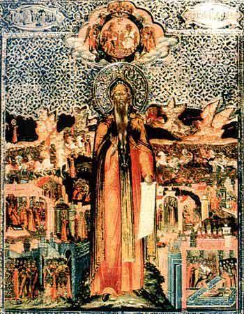 Cuviosul Isaac sau Isaachie