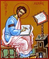 Luca apostolul si evanghelistul