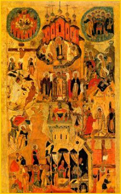 Sfintirea bisericii Sfântului Mormânt de la Ierusalim