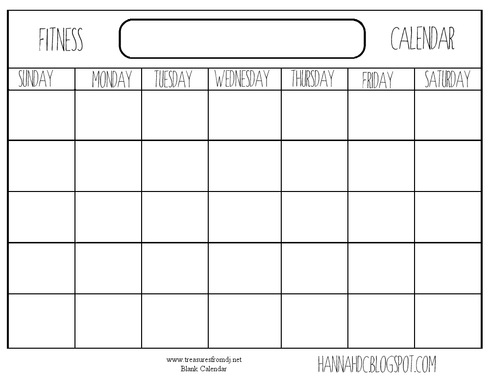 printable workout 30 day template