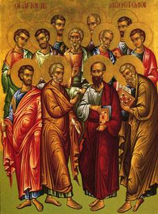 Sinassi dei dodici Apostoli