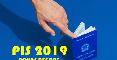 Novas regras do PIS 2019-2020