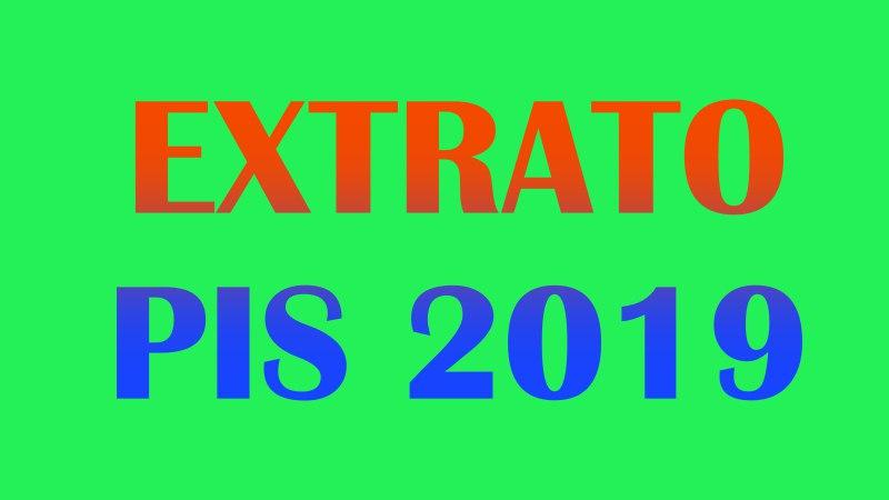 extrato PIS 2019-2020