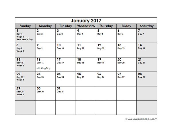 2018 calendar julian date