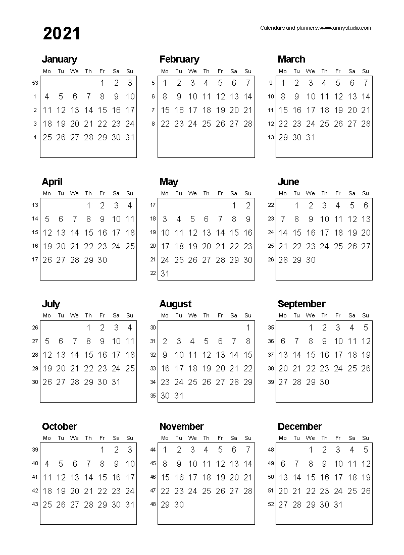 Remembering bill due dates is easy with a system for noting what needs to be paid and whether you've done with these free printable bill calendars. 2020 Calendar With Days Numbered | Calendar Template 2020