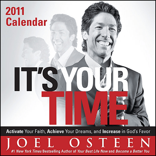 joel-osteen-motivational-calendar-2011